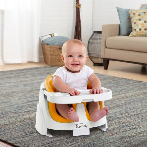 Bright Starts Ingenuity Baby Base 2 in 1 Mango