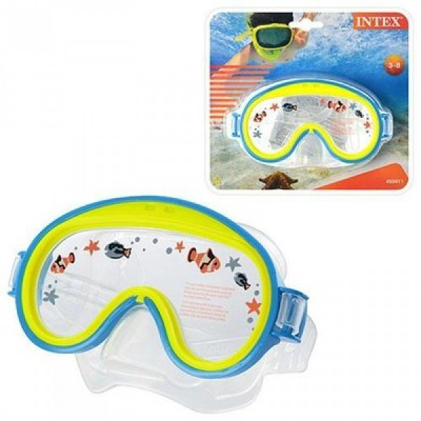 Intex Mini Aviator Swim Mask 55911