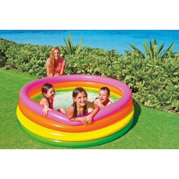 Intex Flower Pool 56441