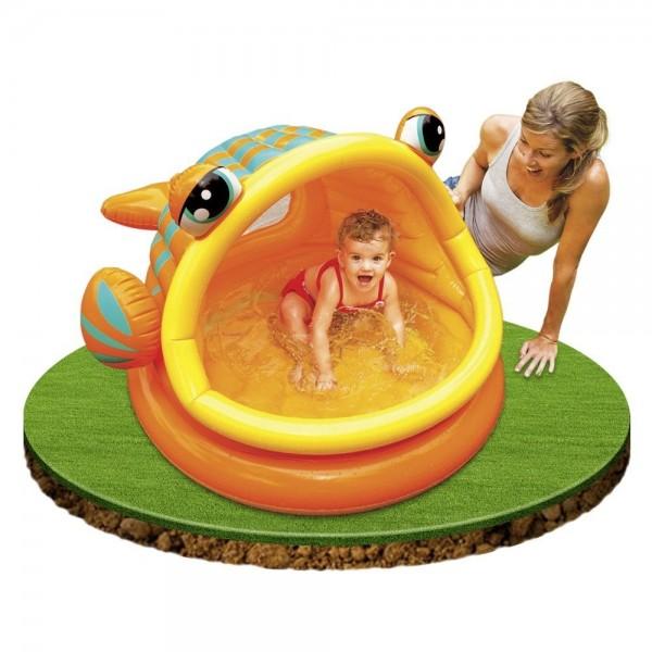 Intex Lazy Fish Shade Baby Pool 57109