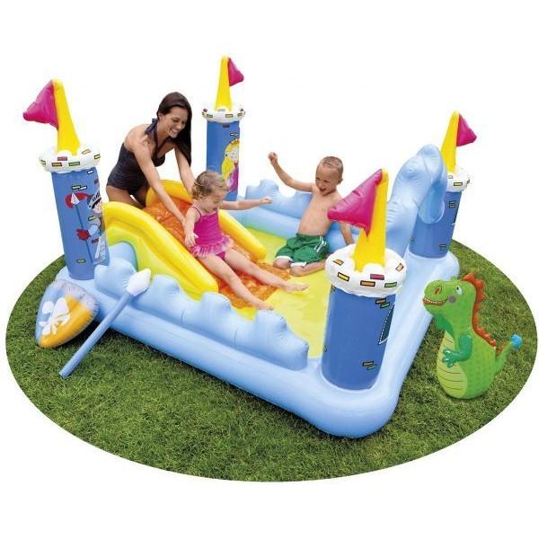 Intex Fantasy Castle Kiddie Pool 57138