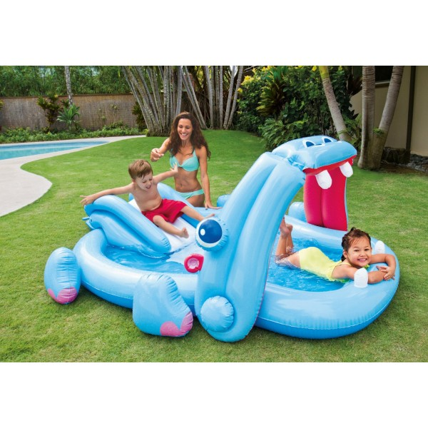 Intex Play Center Hippo 57150NP