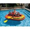 Intex Explorer Pro 58358 Inflatable Boat, Orange