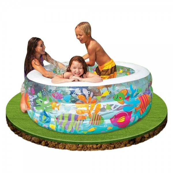 Intex Aquarium Pool 58480