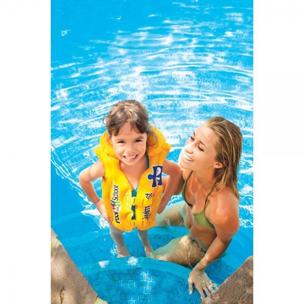 Intex Deluxe Swim Vest School 58660