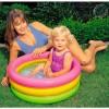 Intex Baby Pool 3-Ring Sunset Glow 58924