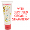 Jack N Jill Natural Toothpaste Strawberry