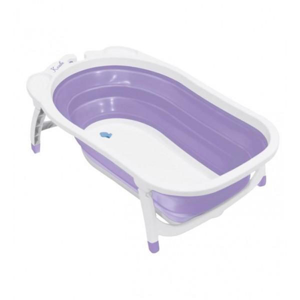 Karibu Baby Folding Baby Bath - Purple