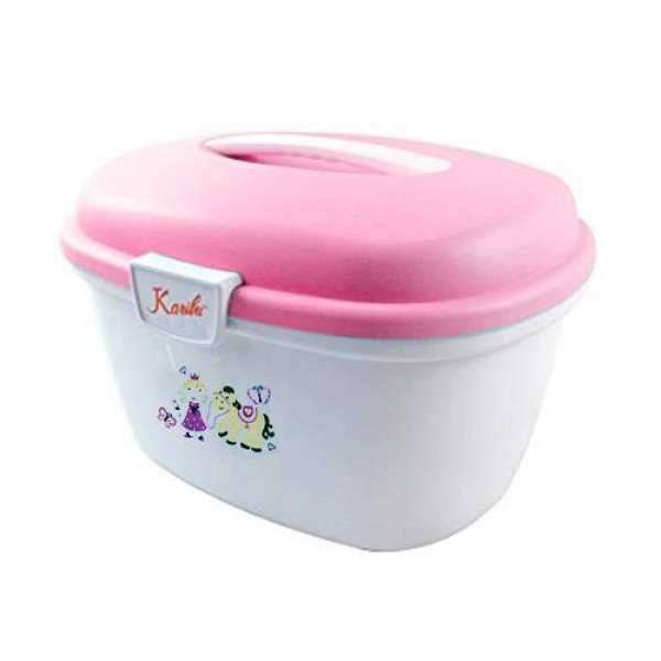 Karibu Bathroom Set - Pink