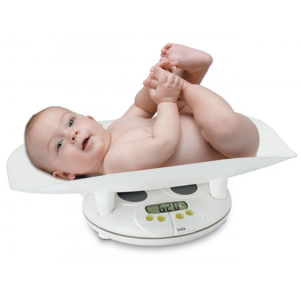 Laica Digital Baby Scale + Height