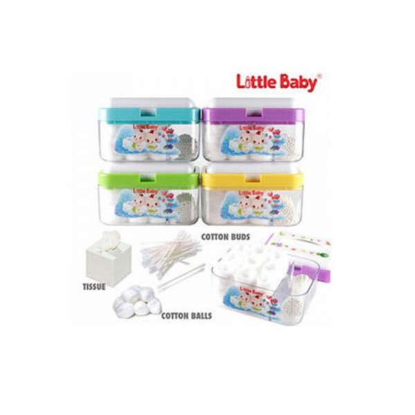 Little Baby Box 3 in 1