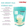 Little Baby Breast Milk Storage 120ml