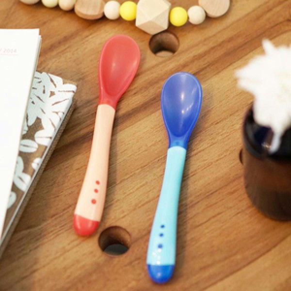Little Baby Changing Colour Safety Spoon