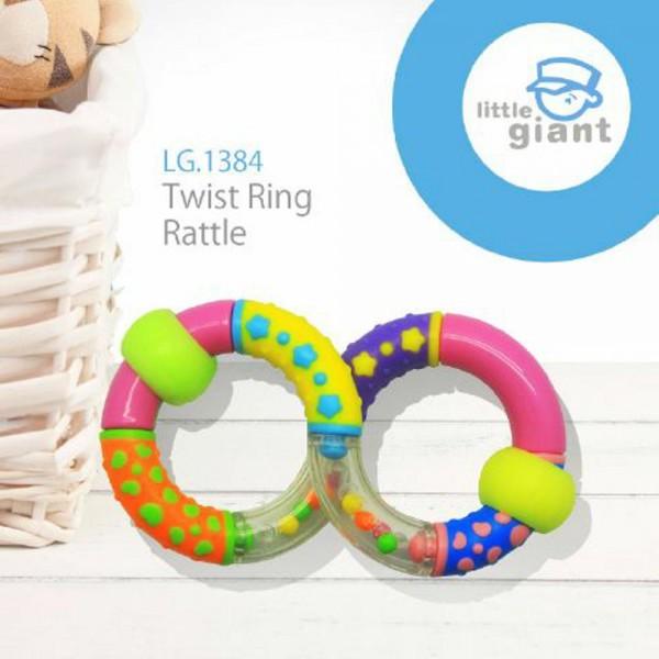 Little Giant Twist Ring Rattle