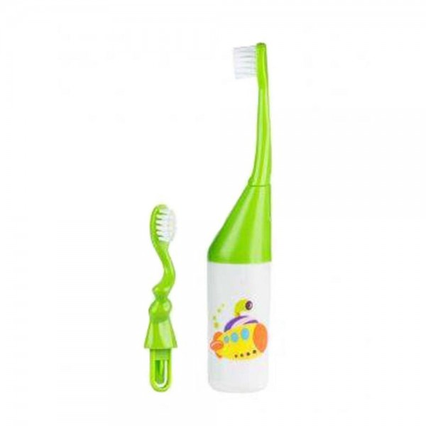 Little giant Musical handle toothbrush