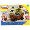 Little Tikes Play n' Scoot Pirate Ship