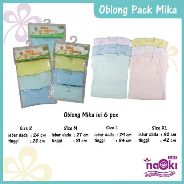 Naoki Kaos Oblong Size XL