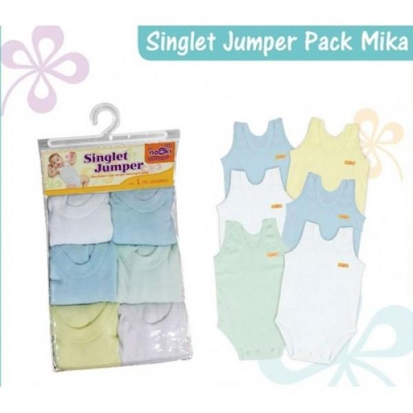 Naoki Singlet Jumper Size L