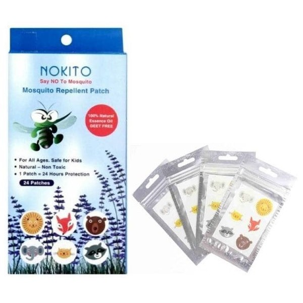 Nokito Mosquito Repellent Patch