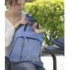 Okiedog Trek Urban Jeans Blue Tas Bayi