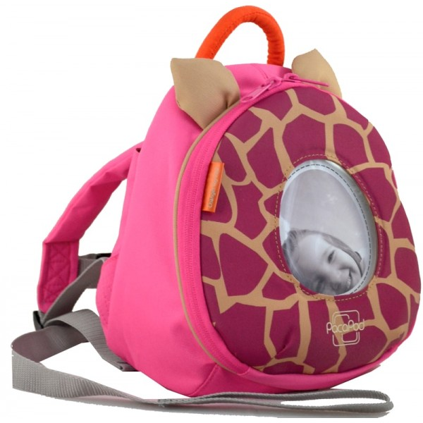 Pacapod Changer Toy Pod Leopard Pink