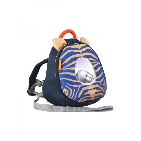 Pacapod Changer Toy Pod – Zebra Navy