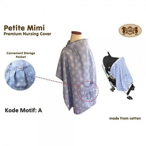 Petite Mimi Premium Nursing Cover Apron