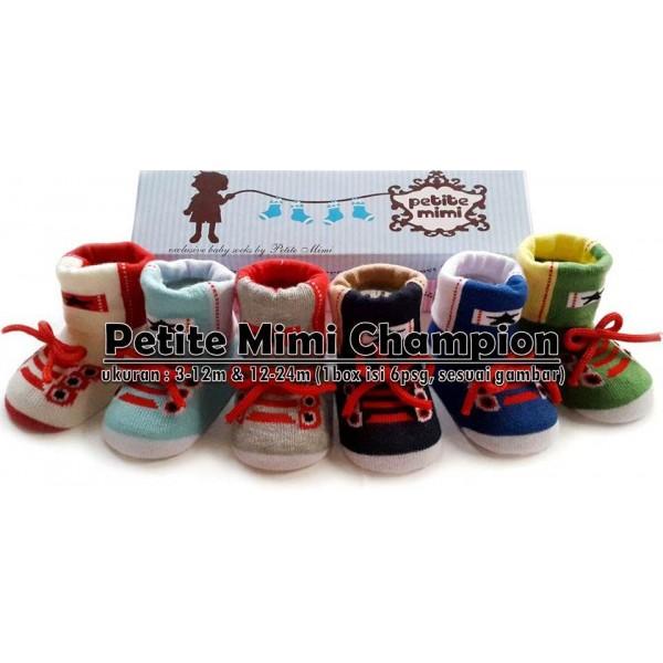 Petite Mimi Baby Socks Champion