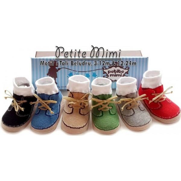 Petite Mimi Baby Socks Tali Bludury