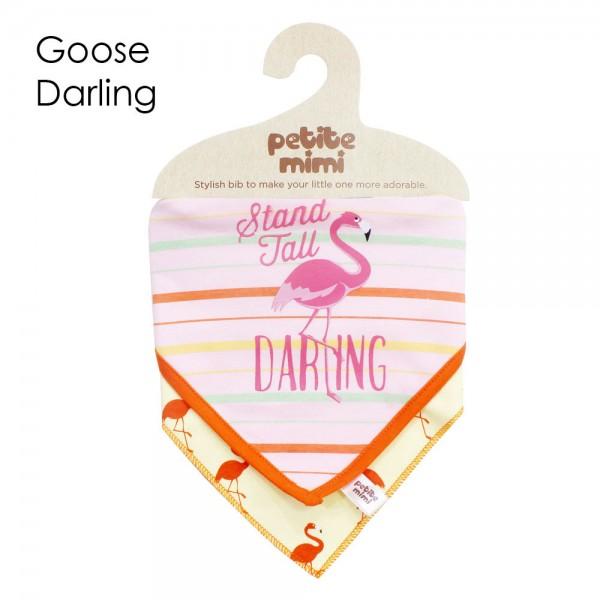 Petite Mimi Slaber Segitiga Motif Goose Darling