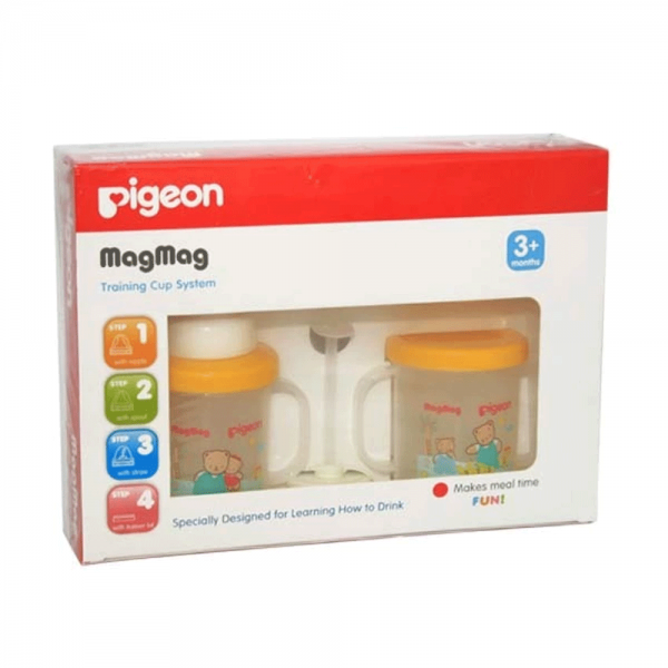 Pigeon MagMag Training Cup System