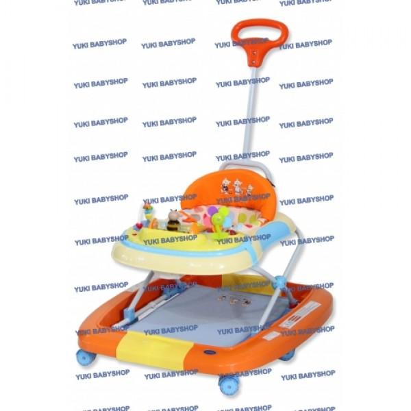 Pliko Baby Walker 3289T Orange