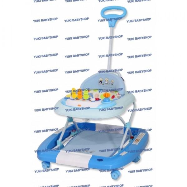 Pliko Baby Walker 3188T Blue