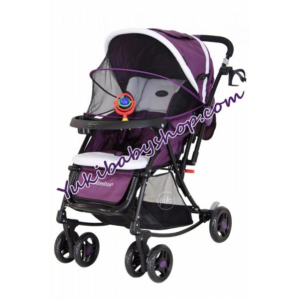 Pliko Bebesitos 368 Purple