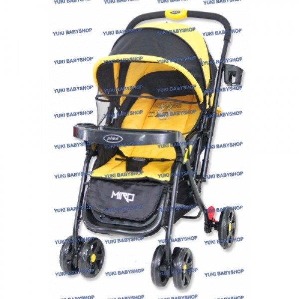 Pliko Miro 507 Yellow