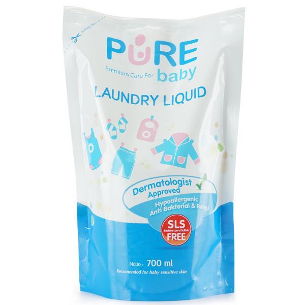 Pure Baby Laundry Liquid 700 ML