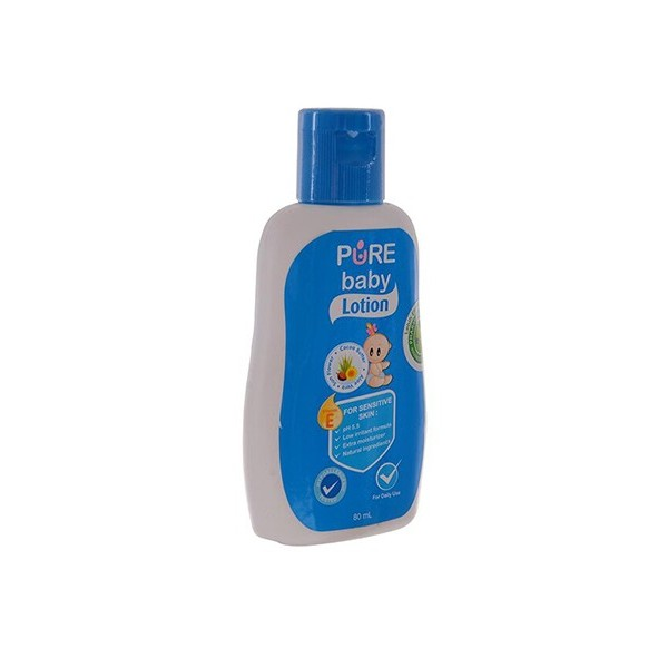 Pure Baby Lotion 80 ML