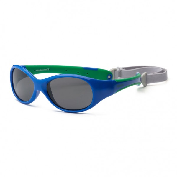 Real Kids Shades Explorer 0+ - Blue Green