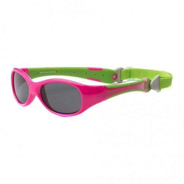 Real Kids Shades Explorer 0+ - Pink Green