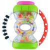 Sassy Hour Glass Rattle Mainan Bayi 3m+