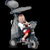 smarTrike® Splash 5 in 1 Baby Trike – Grey