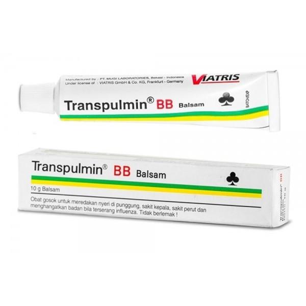 Transpulmin BB (Baby Balsam) 10g