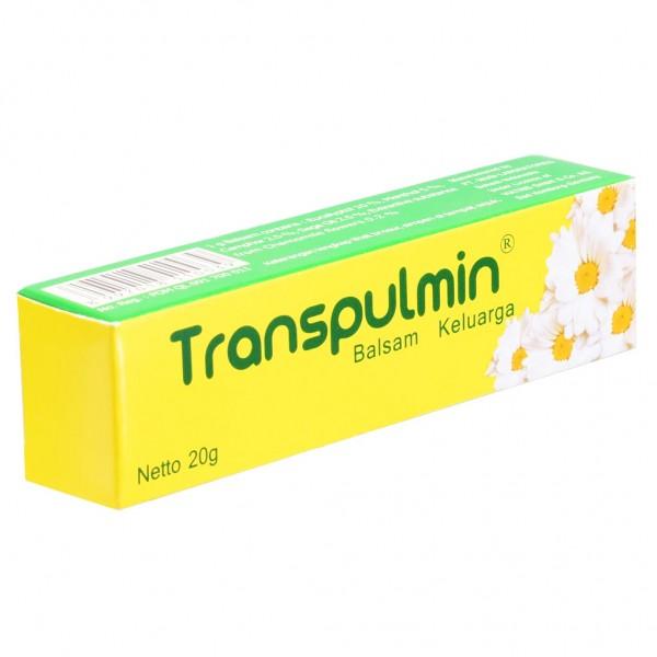 Transpulmin Balsam Dewasa 20g