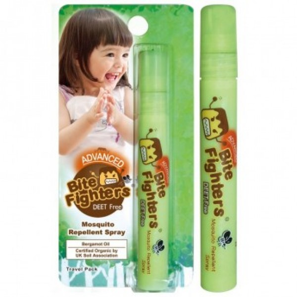 Us Baby Bite Fighters Mosquito Repellent Spray Pen 10ml