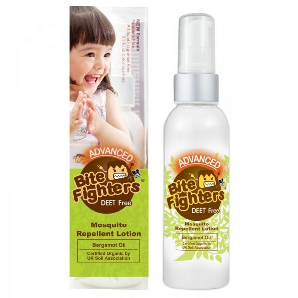 Us Baby Bite Fighters Mosquito Repellent lotion 100ml