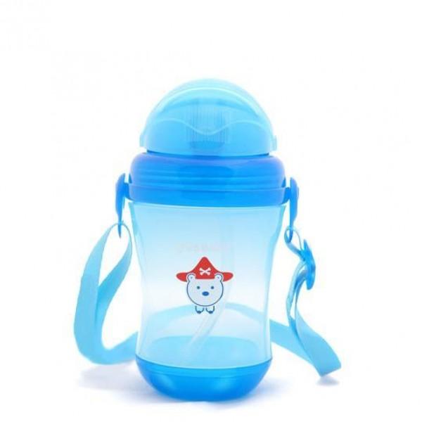 Us Baby Sport Straw Bottle - 310 ml