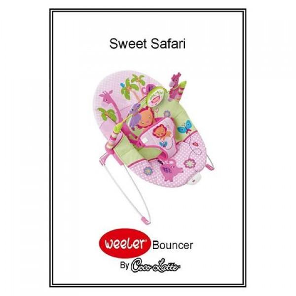 Weeler Sweet Safari 6116 - Pink