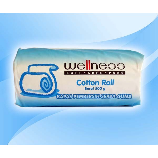 Wellness Cotton Roll 500g