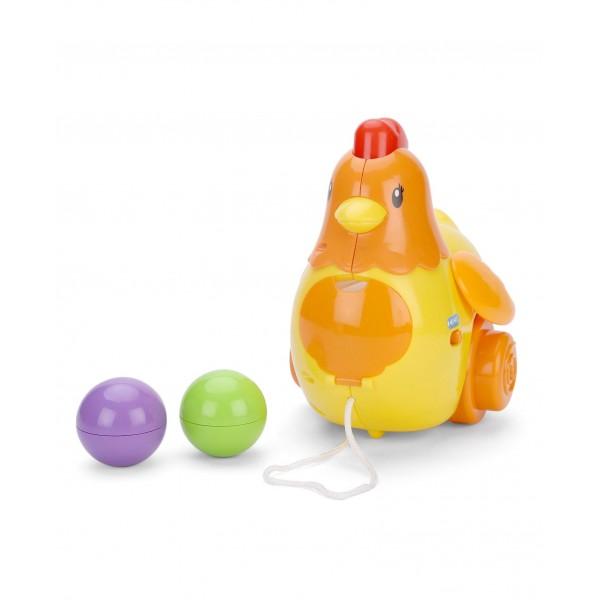 Winfun Pull N Lay Chicken 12M+