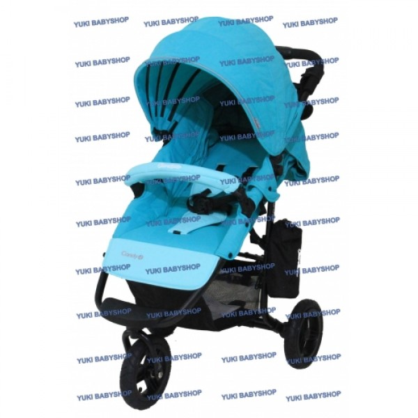 Cocolatte 975 Airbuggy Candy J Blue